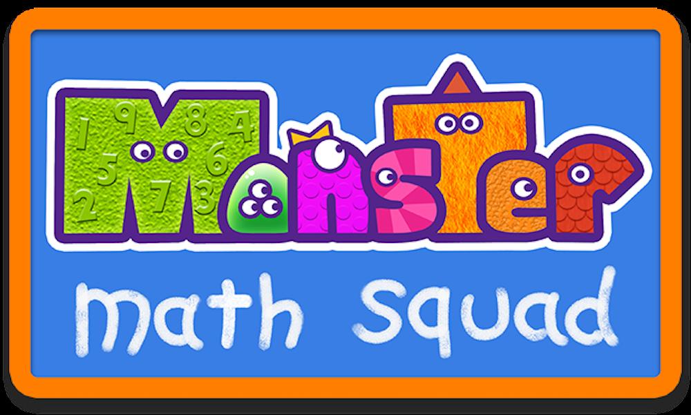 monster math app