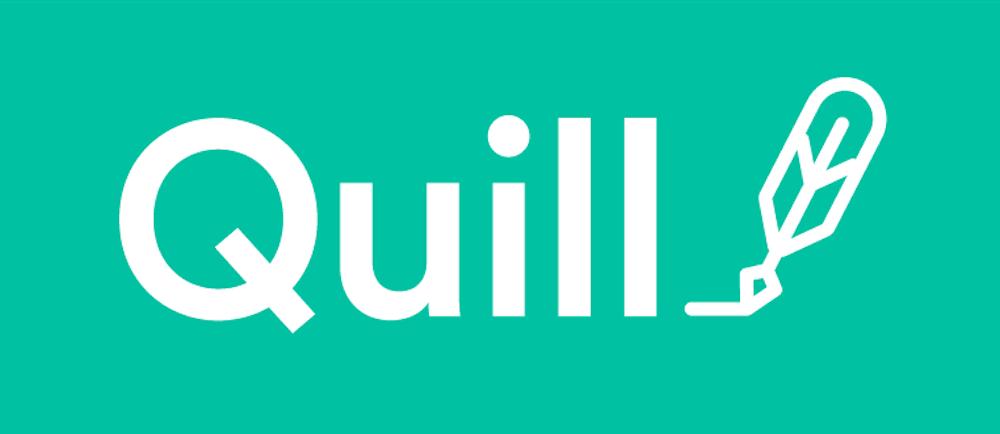 quill grammar logo