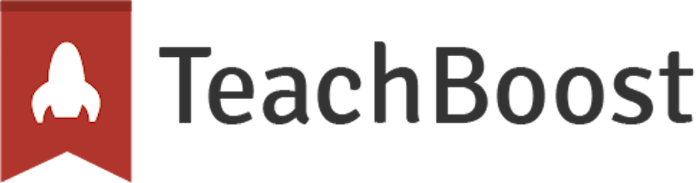 teachboost login logo
