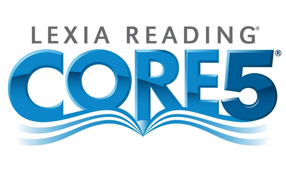 lexia core 5 reading logo