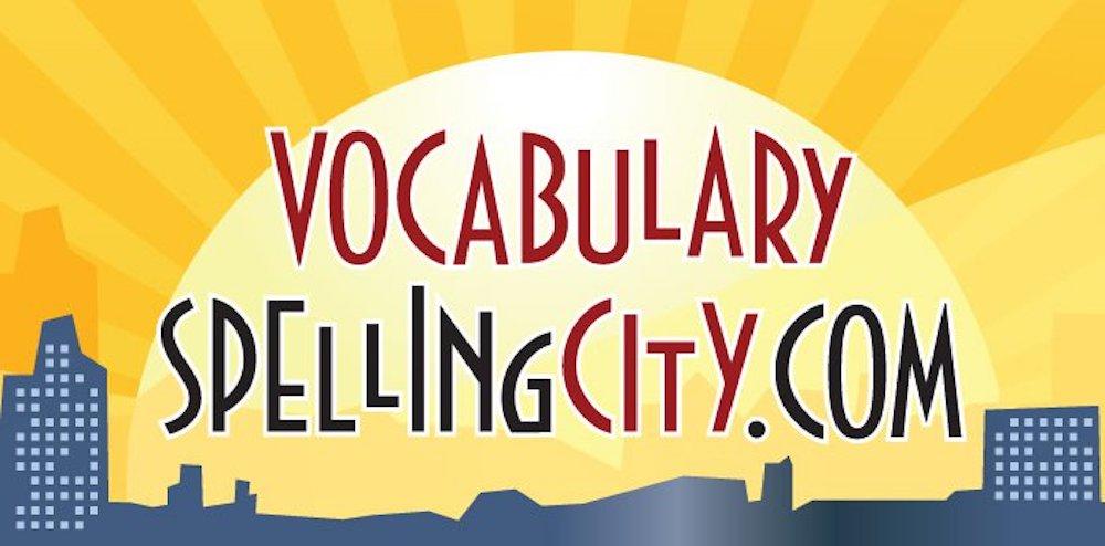 logo of vocabulary spelling city