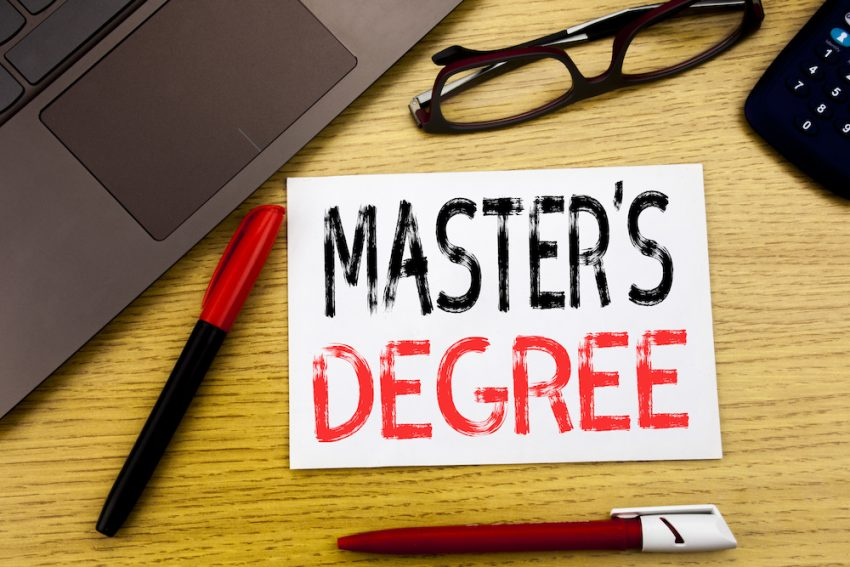 what masters degree should i get