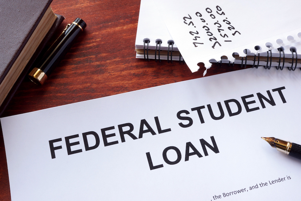 refinance private student loans to federal facts