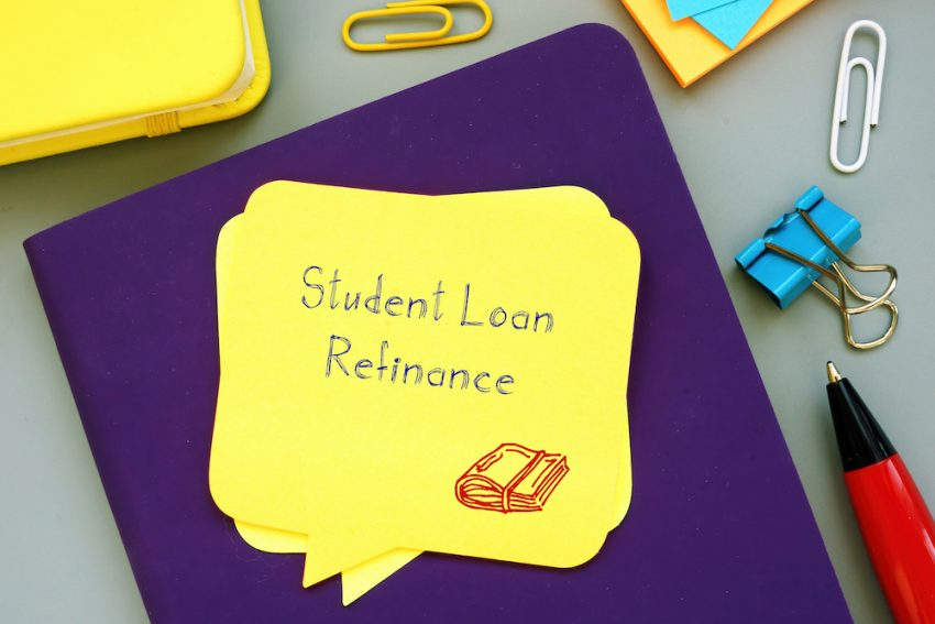 what does it mean to refinance student loans