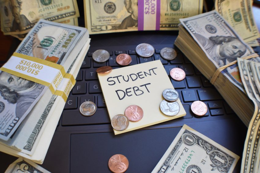 tips on how to get rid of private student loans